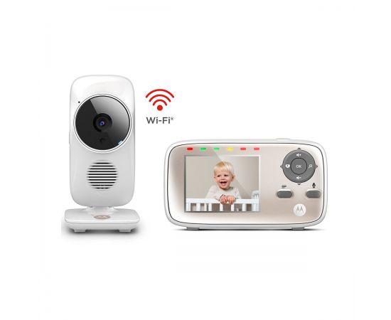 Videofon digital Motorola +WiFi MBP667 Connect,poza 2