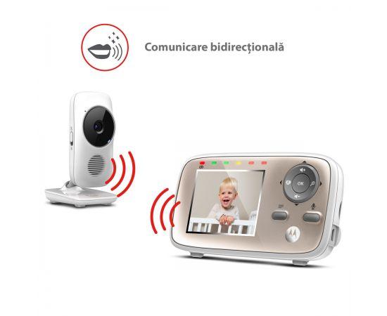 Videofon digital Motorola +WiFi MBP667 Connect,poza 6