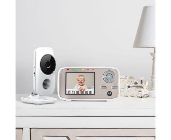 Videofon digital Motorola +WiFi MBP667 Connect,poza 8