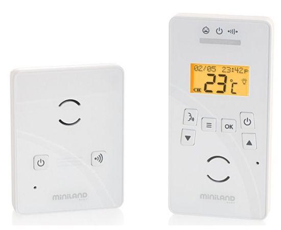 Interfon audio Digitalk Premium - Miniland Baby, poza