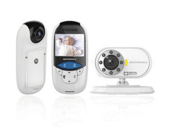 Videofon digital bidirectional cu termometru non-contact Motorola, poza