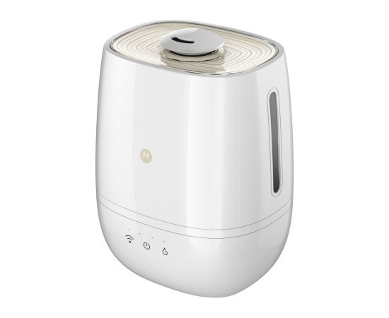 Umidificator digital Wi-Fi Smart Nursery - Motorola