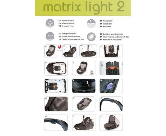 Scaun auto si landou Jane Matrix Light 2 Squared, Culoare: Gri, Grupa: 0-13kg (0 luni - 12 luni),poza 2