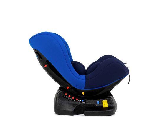 Scaun Auto Juju Little Rider, Albastru-Bleumarin, Culoare: Blue, Grupa: 0-18kg (0 luni - 4 ani),poza 5