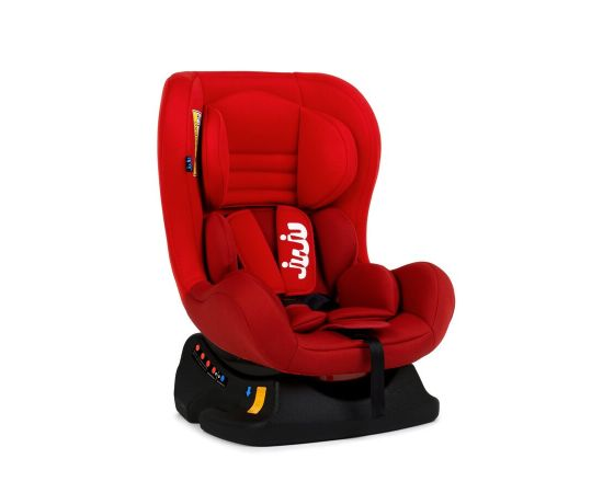 Scaun Auto Juju Little Rider, Rosu-Bordo, Culoare: Rosu, Grupa: 0-18kg (0 luni - 4 ani)