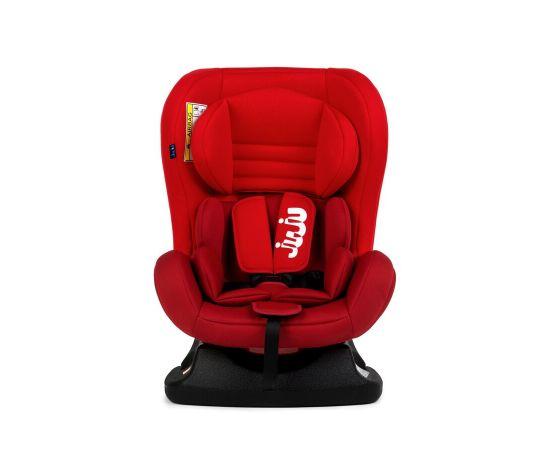 Scaun Auto Juju Little Rider, Rosu-Bordo, Culoare: Rosu, Grupa: 0-18kg (0 luni - 4 ani),poza 2
