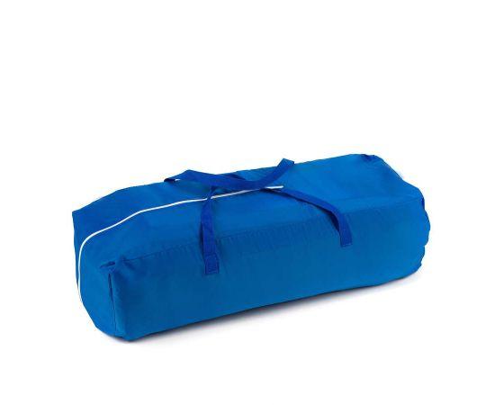 Patut pliant aluminiu 2 niveluri Juju Sweet Naps, Albastru-Gri, Culoare: Albastru,poza 7