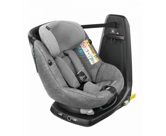 Scaun auto AxissFix Air Maxi-Cosi Momad Grey, Culoare: Gri deschis, Grupa: 0-18kg (0 luni - 4 ani)
