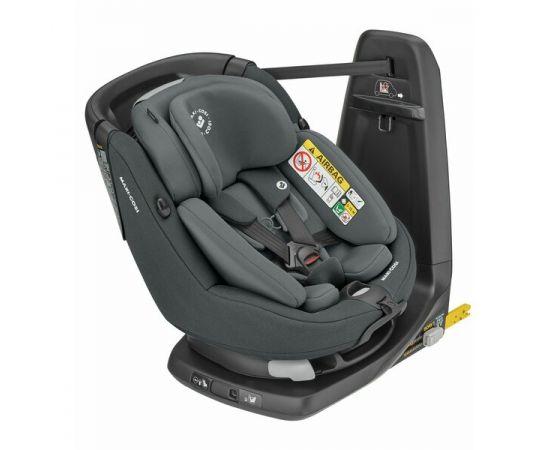 Scaun auto AxissFix Plus Maxi-Cosi Authentic Graphite, Culoare: Gri/Negru, Grupa: 0-18kg (0 luni - 4 ani)