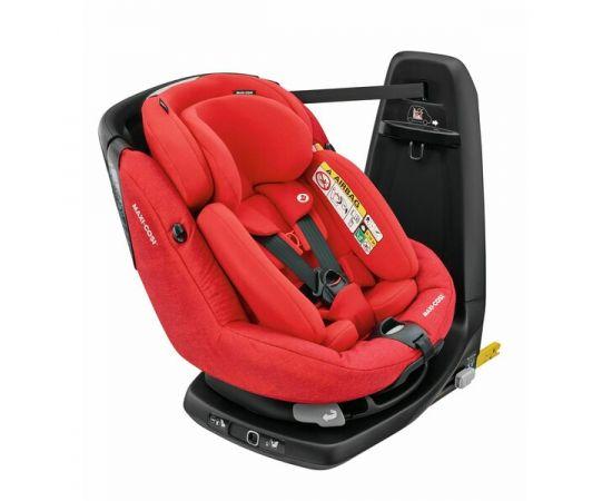 Scaun auto AxissFix Plus Maxi-Cosi Nomad Red, Culoare: Rosu, Grupa: 0-18kg (0 luni - 4 ani)