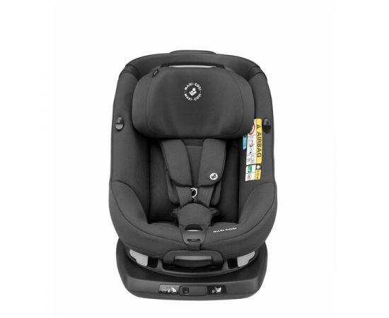 Scaun auto AxissFix Maxi-Cosi Authentic Black, Culoare: Negru, Grupa: 0-18kg (0 luni - 4 ani)