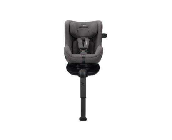 Scaun auto rotativ i-Size Nuna TODL Next Granite, 40-105 cm + Baza Isofix Next i-Size, Culoare: Gri, Grupa: 0-18kg (0 luni - 4 ani),poza 5