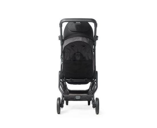 Carucior Compact Metro+ Ergobaby Black 0-22kg, Culoare: Negru,poza 2