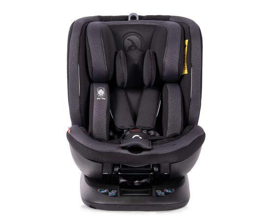 Scaun auto rotativ Rear Facing cu Isofix si Top Tether Logos negru 0-36 kg Coletto, Culoare: Negru, Grupa: 0-36kg (0 luni - 12 ani),poza 2