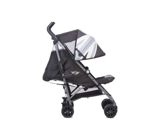 Carucior Easywalker MINI Buggy+ Union Jack B&W, poza _ab__is.image_number.default