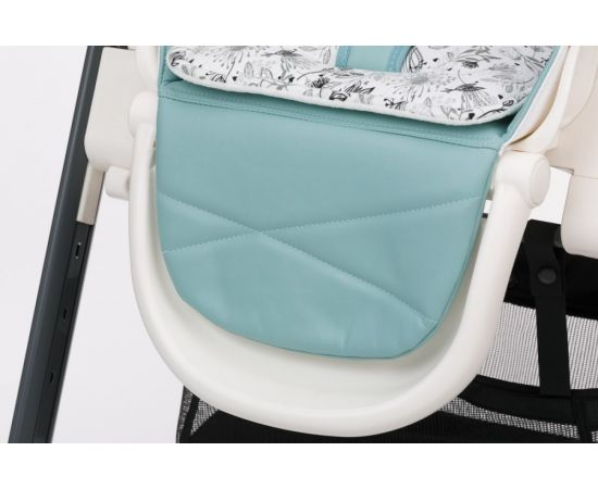 Scaun de masa multifunctional Penne 05 Turquoise - Baby Design, Culoare: Turquoise,poza 4